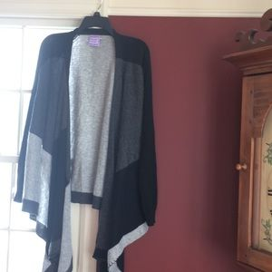 Wrap sweater shirt NWT